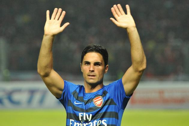 Mikel Arteta Injured: How Will Arsenal Tackle Opening Day vs. Aston Villa?