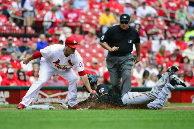 Cardinals 6, Pirates 5(12)