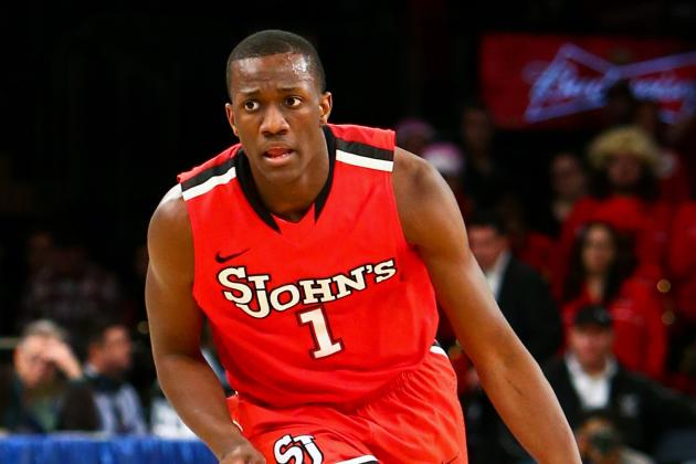 2 Not Likely to Play for St. John's in Europe