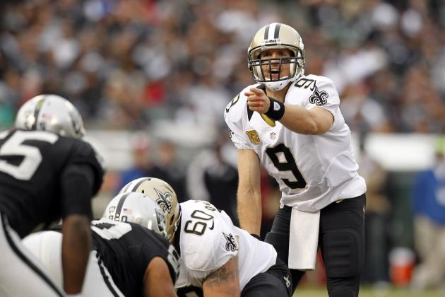 Raiders vs. Saints: TV Info, Spread, Injury Updates, Game Time and More