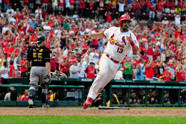 Cards Win in 12 Innings, 6-5