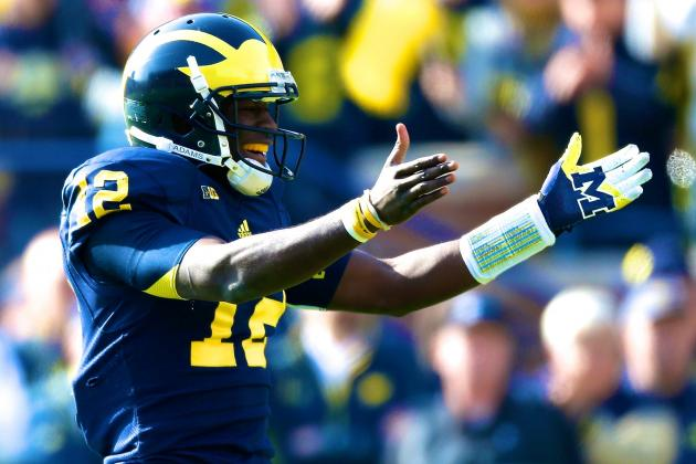 Michigan Football: Devin Gardner Has Upside to Be Heisman Trophy Dark Horse