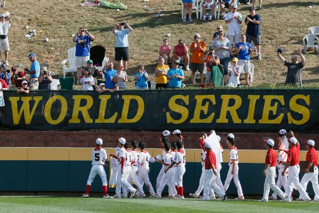 Little League World Series 2013: Daily Schedule, Live Steam Info, Teams, More