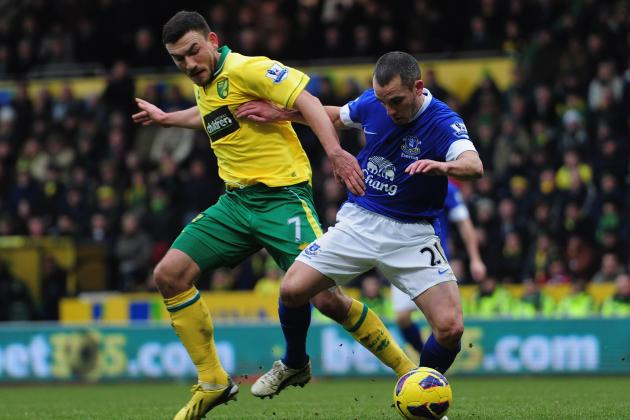 Norwich City vs. Everton: Complete Preview, Team News and Prediction