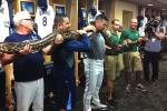 Tampa Bay Rays Invite 20-Foot Python to Clubhouse