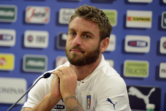 Daniele De Rossi Would Be Terrific Addition for Chelsea