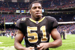 Saints Place LB Vilma on Season-Ending IR After 1 Game