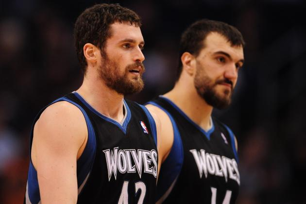 How Nikola Pekovic Re-Signing with Timberwolves Impacts Kevin Love's Future