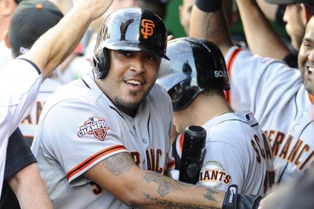 Hector Sanchez Hits a Soul-Crushing Home Run as the Giants Win