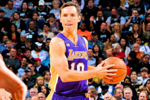 Why Steve Nash Is Most Critical Piece of LA Lakers Puzzle Next Season