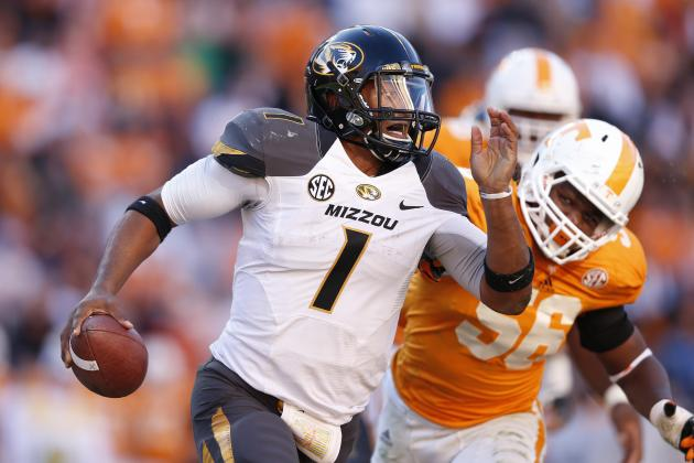Pinkel Names Franklin the Starting QB