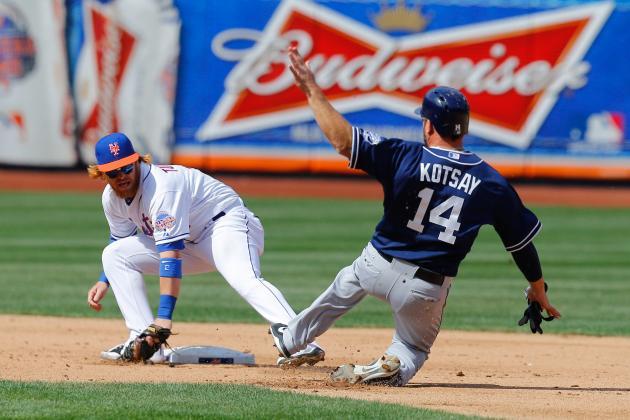 ESPN Gamecast: Mets vs. Padres