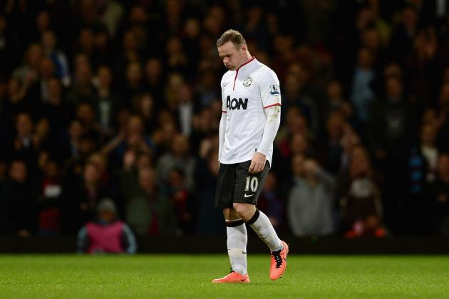 Manchester United Transfer Rumours: Keeping Wayne Rooney Is Only Rational Move
