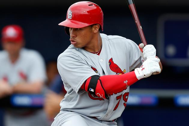 Report: Cards to Call Up Top Prospect Wong