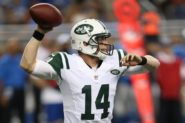 New York Jets' Most Intriguing Preseason Stats so Far