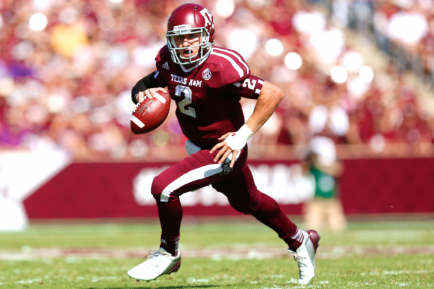 Now the Johnny Manziel Saga Is Impacting Texas A&M Fans, and That's Not Right