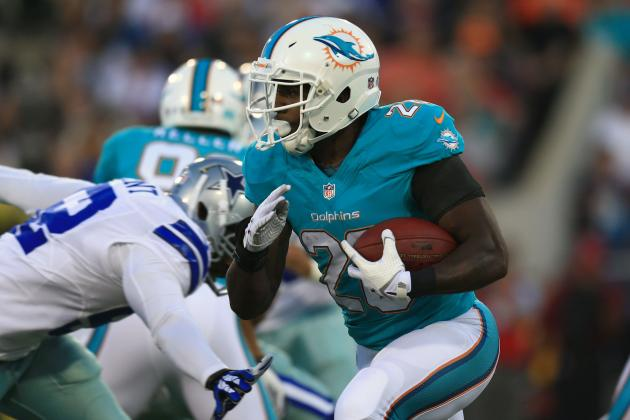 Miami Dolphins Should Stop Playing Games and Name Lamar Miller Starting RB