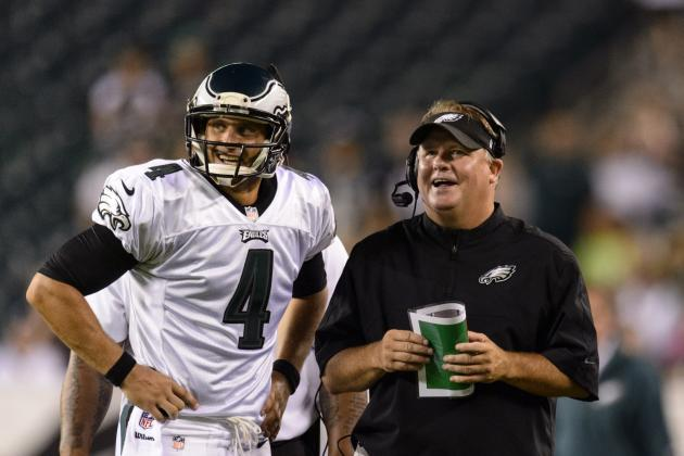 Chip Kelly Still Not Ready to Declare His QB