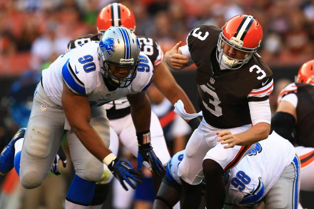 Jason Lloyd: Browns Quarterback Brandon Weeden Deserves More Support