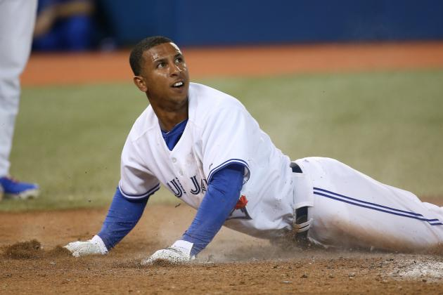 Blue Jays Recall Anthony Gose, Send Down Mickey Storey