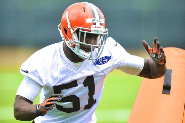 Barkevious Mingo Injury: Updates on Browns Rookie's Bruised Lung