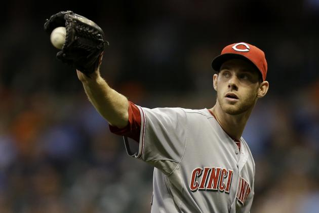 Votto's Home Run Boosts Reds over Brewers