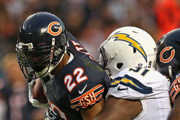 Rapid Reaction: Bears 33, Chargers 28