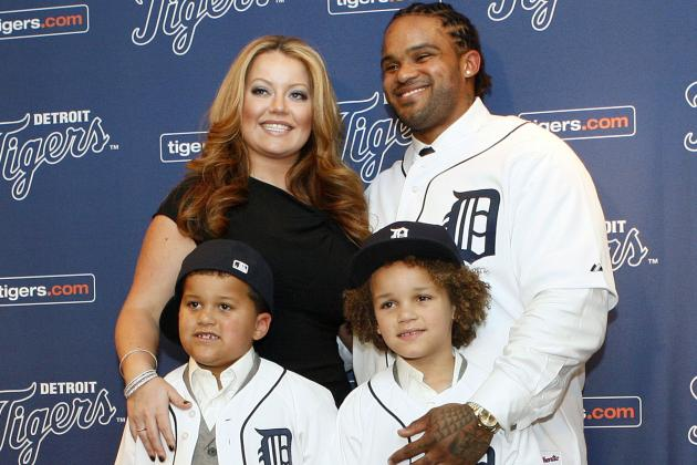 Fielder Filed for Divorce Earlier This Season