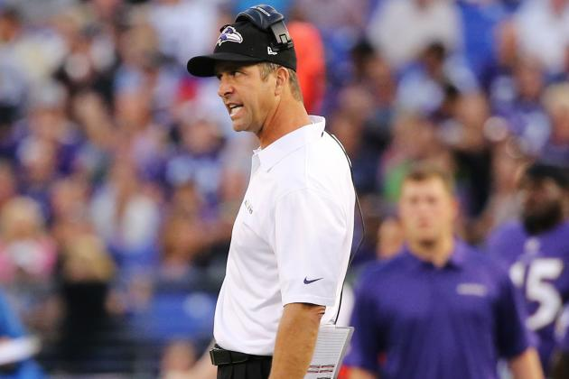 Despite Win, Ravens Have Plenty of Issues to Work on