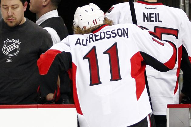 Daniel Alfredsson: Contract Impasse Led to Ottawa Departure