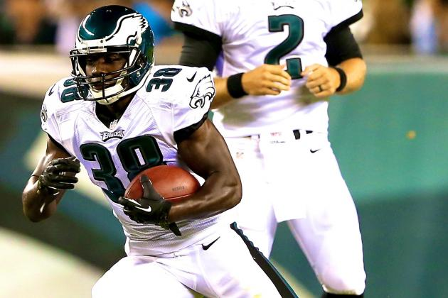 Felix Jones Injury: Updates on Eagles RB's Ribs
