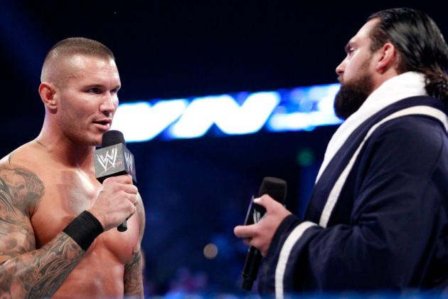Randy Orton and Damien Sandow Should Cash in at WWE SummerSlam