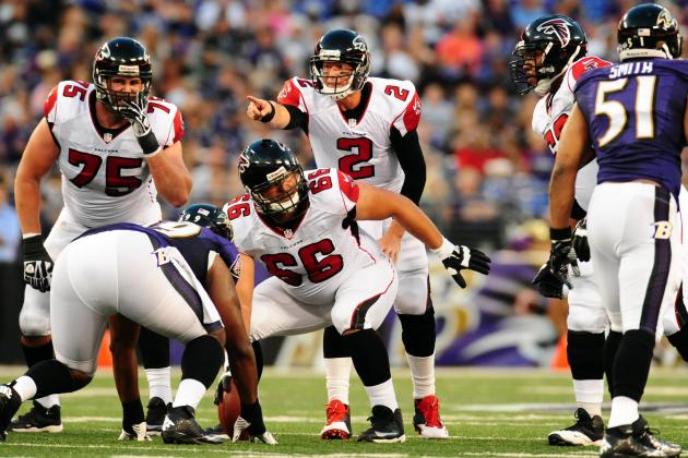 Will the Falcons O-Line Prevent a Legitimate Super Bowl Push?