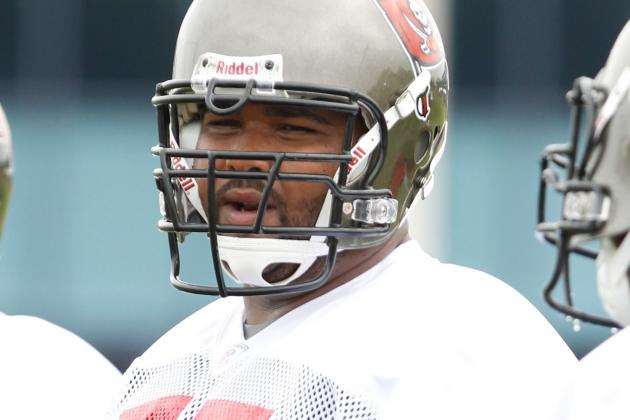 Tampa Bay Buccaneers Guard Carl Nicks Expected to Play Friday Night