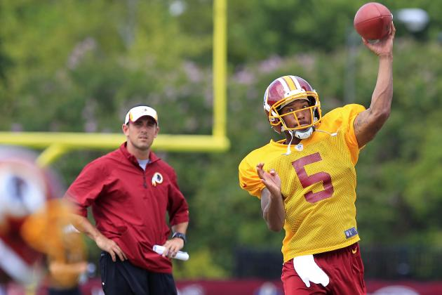 Washington Redskins: Who's Hot, Who's Not Heading into Preseason Week 2