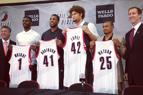 How the Trail Blazers' Offseason Turned Them into Real Contenders
