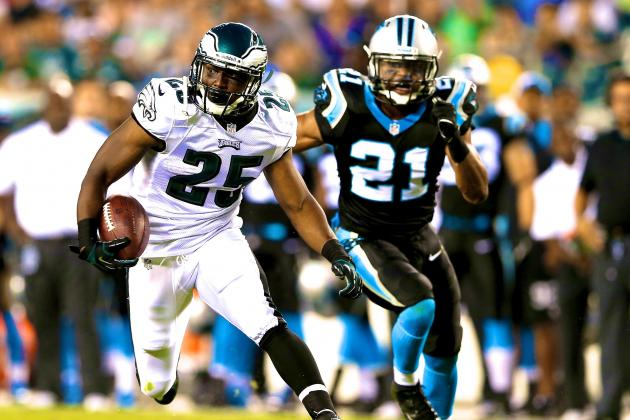 LeSean McCoy Video: Watch Eagles RB Embarrass Drayton Florence with Nasty Juke