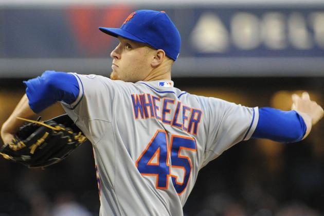 Zack Wheeler Sets Career-High with 12 Strikeouts as Mets Win