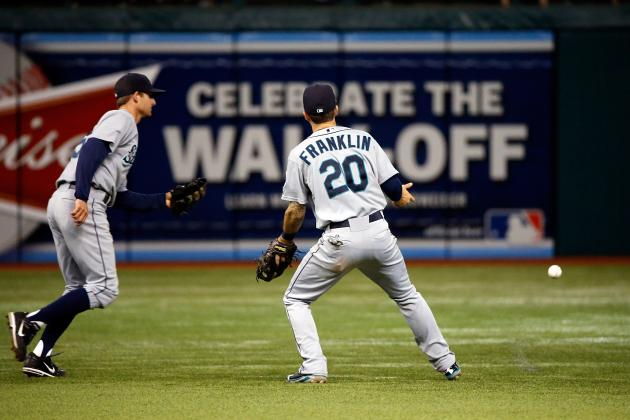 Missed Popup by Mariners Leads to Rays' Big Inning