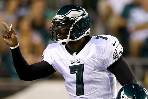 Instant Analysis: Vick Deserves to Be Starting QB