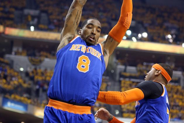 Tweet of the Night: J.R. Smith says championship or bust for the Knicks