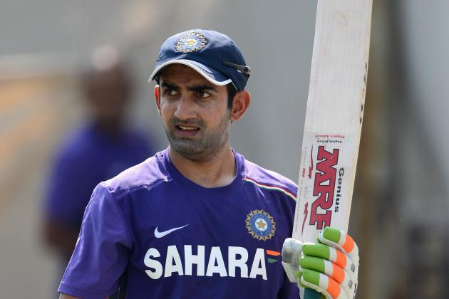 County Cricket: How Playing in England Can Improve Gautam Gambhir