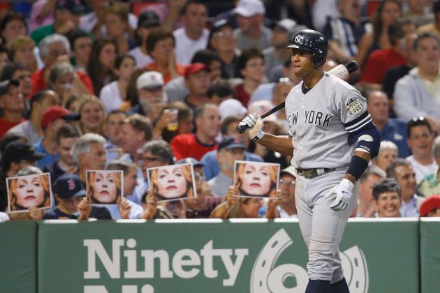A-Rod Back at Fenway Park: Once More with Loathing for Red Sox Fans