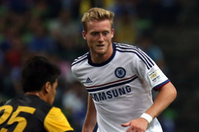 Andre Schurrle Is Still Not 100% Fit