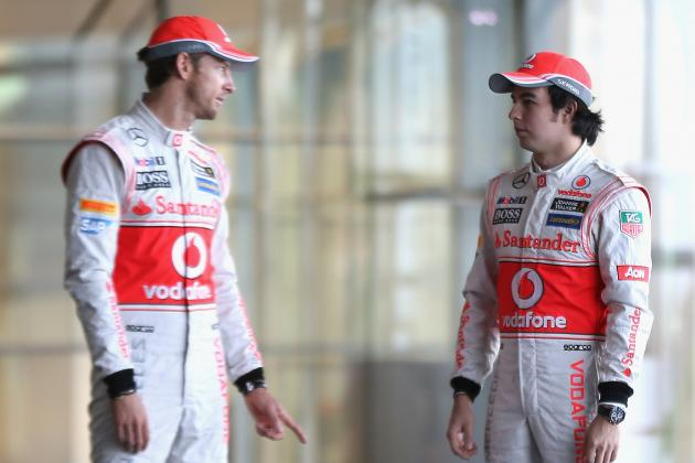 Formula One: Should McLaren Keep Jenson Button and Sergio Perez in 2014?