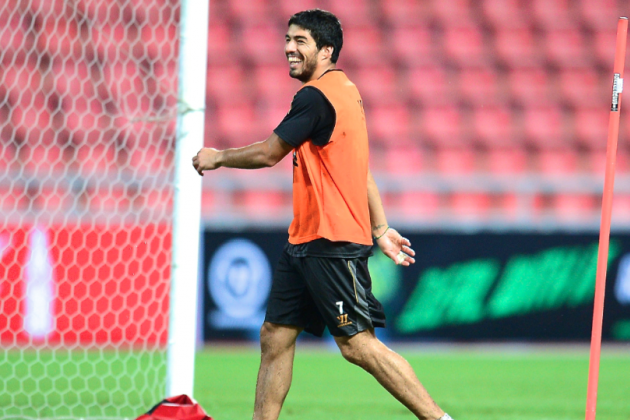 Luis Suarez Transfer Rumours: Latest Gossip Surrounding Liverpool Star