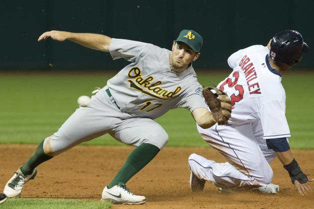 Cleveland Indians vs. Oakland A's: Previewing Big Set with Playoff Implications