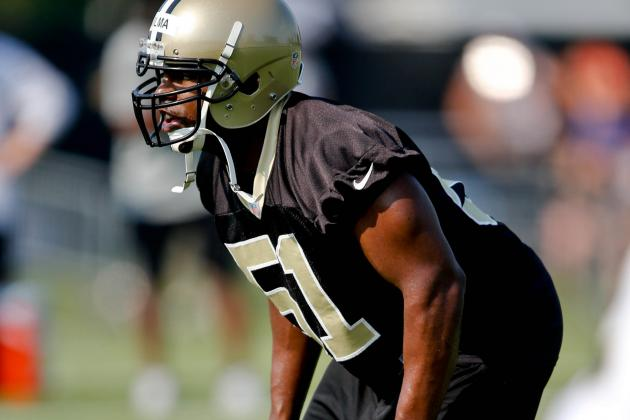 Inside Linebacker Was One of Saints' Biggest Question Marks