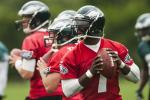 Vick Taking the Lead in Eagles' QB Battle