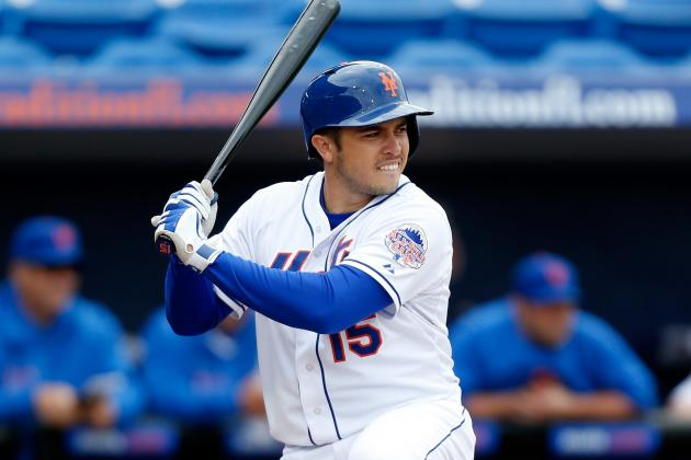 Mets Prospect D'Arnaud Itching for MLB Debut Once Buck Goes on Paternity Leave